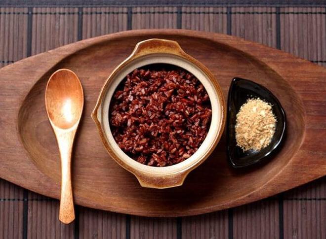 cách nấu cơm gạo lứt cho người bệnh tiểu đường