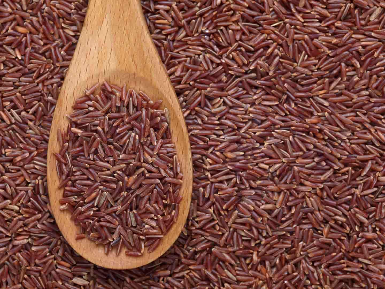 Gạo huyết rồng là sản phẩm thường được dùng trong thực dưỡng