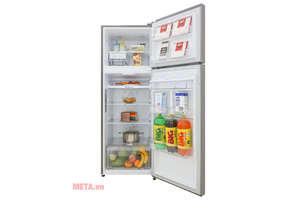 Tủ lạnh 2 cánh LG Inverter GN-D315S