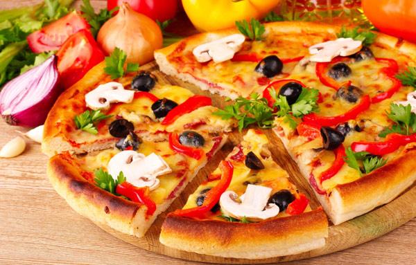 Cách làm pizza chay