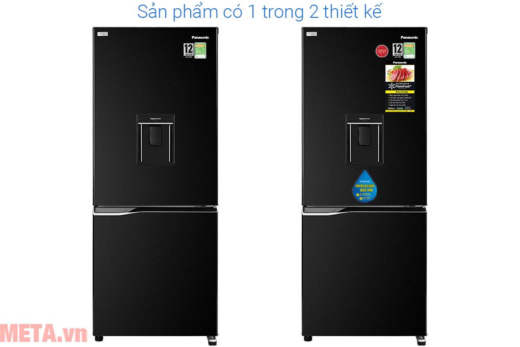 Tủ lạnh Panasonic Inverter 255 lít NR-BV280WKVN (Model 2020)