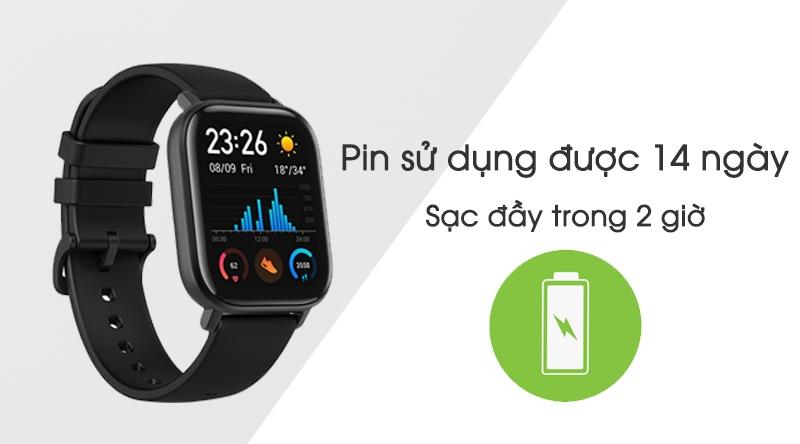 Đồng hồ thông minh dùng pin