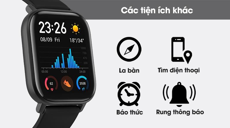 Đồng hồ thông minh có báo thức