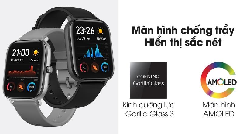 Đồng hồ thông minh Amazfit GTS