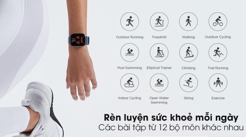 Đồng hồ thông minh chơi thể thao