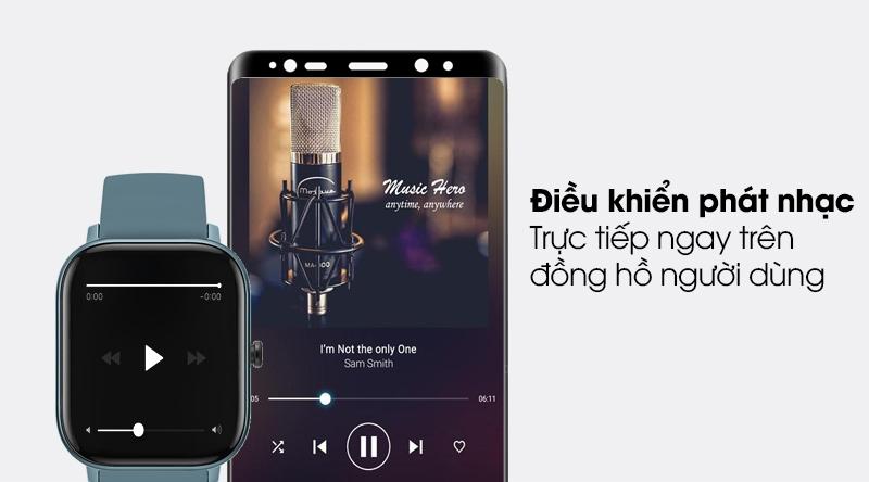 Đồng hồ thông minh kết nối Bluetooth