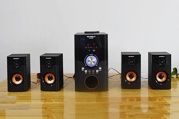 Loa máy tính SoundMax