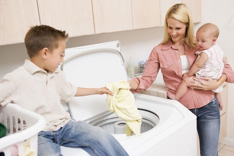 Hướng dẫn cách ước lượng khối lượng quần áo khô trung bình