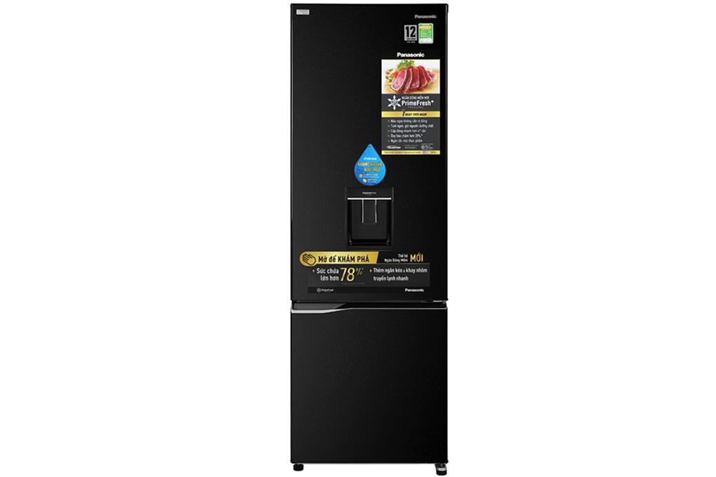 Tủ lạnh Panasonic Inverter 322 lít NR-BC360WKVN (Model 2020)
