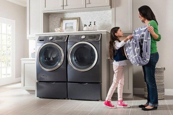 Tiêu chí chọn mua máy giặt chăn mền, quần áo dày mùa đông