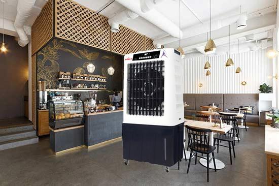 Máy làm mát dành cho nhà hàng, quán cafe, quán net tốt nhất