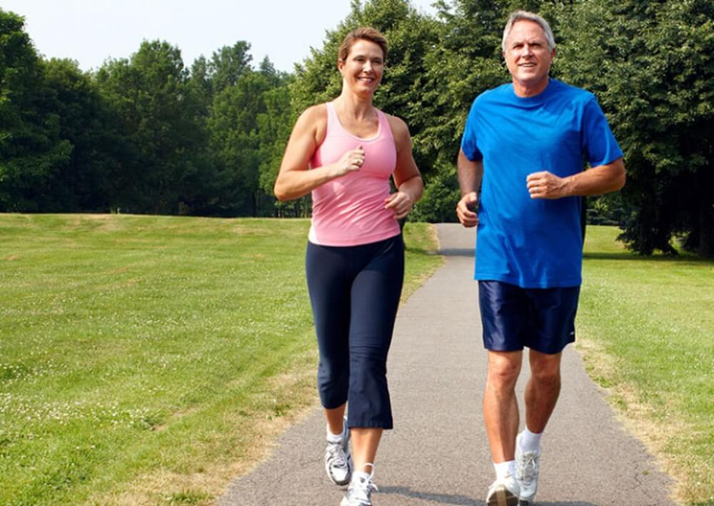 Tập thể dục thường xuyên là cách tốt nhất để hạn chế tai biến mạch máu não