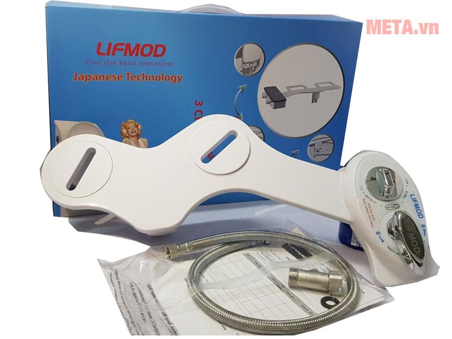 Vòi xịt vệ sinh bản đặc biệt Special Bidet Lifmod