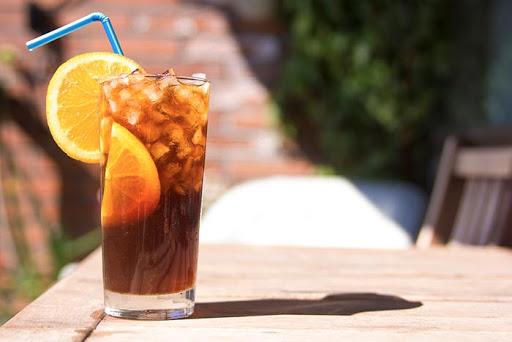 Cold Brew cam sả là thức uống giải nhiệt và giúp tỉnh táo trong thời tiết hè nóng nực