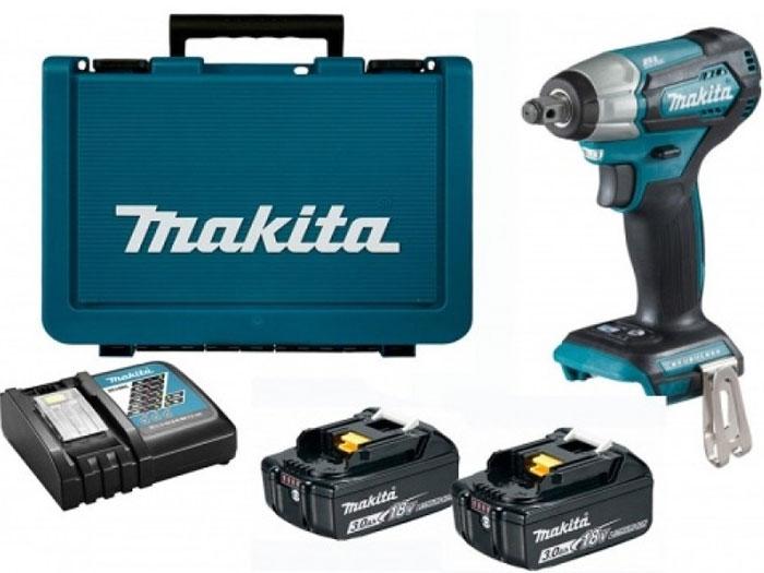 máy siết bu lông dùng pin Makita DTW181RFE