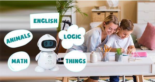 Tặng robot thông minh cho bé nhân ngày 1-6