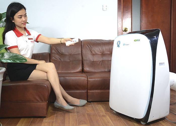 Máy lạnh mini giá rẻ có nhiều ưu điểm tiện dụng
