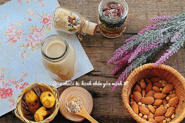 Công thức nấu sữa hạt ngon
