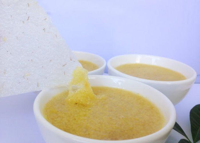 Chè kê cũng là một món thường thấy trong mâm lễ cúng Tết Đoan Ngọ của người miền Trung