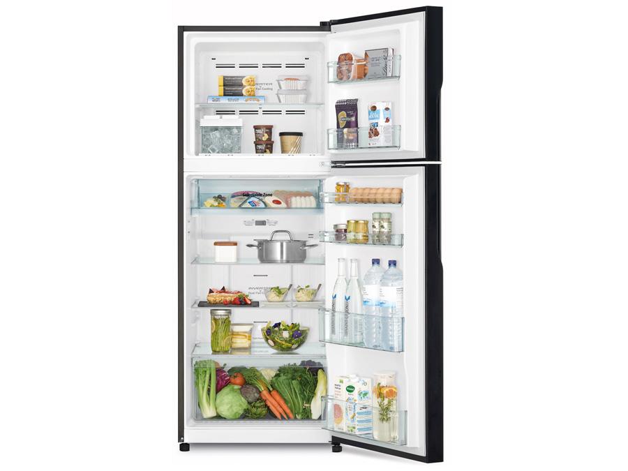 Tủ lạnh Hitachi Inverter FVX480PGV9 366 lít
