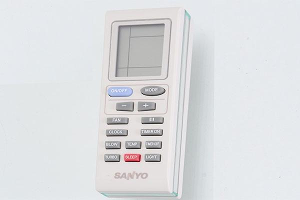 Điều khiển điều hòa Sanyo
