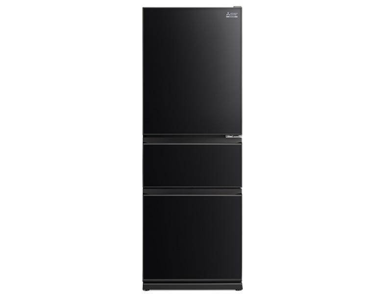 Tủ lạnh Mitsubishi inverter 330 Lít MR-CGX41EN-GBK-V (Màu đen)