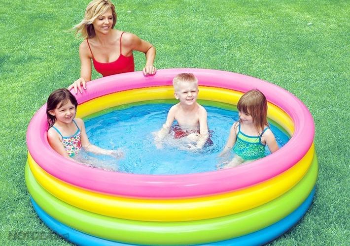 Phao bơi Intex cho bé yêu