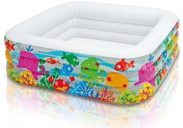 Bể bơi Intex đại dương vuông 57471