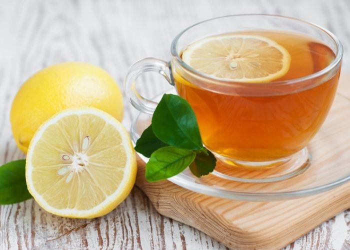 Uống chanh  giúp thanh lọc cơ thể