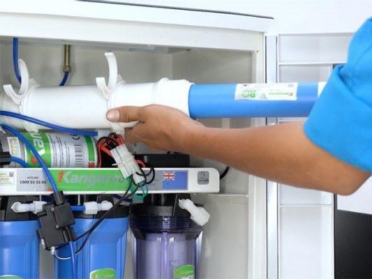 Cách sử dụng máy lọc nước nóng lạnh tiết kiệm điện