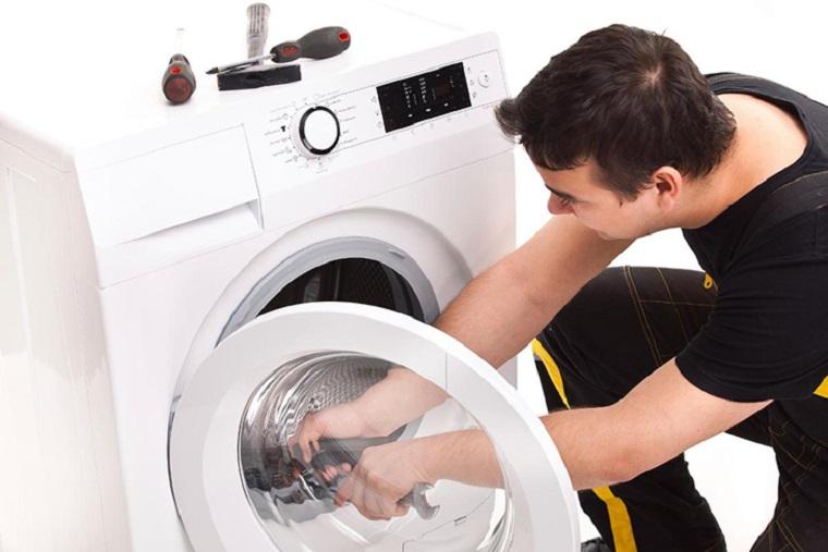 Chương trình giặt bị lỗi