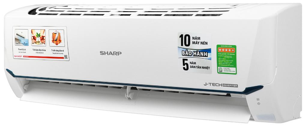 Điều hòa Sharp 1 chiều Inverter 12000BTU AH-X12XEW