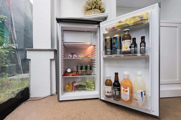 Công dụng của tủ lạnh mini