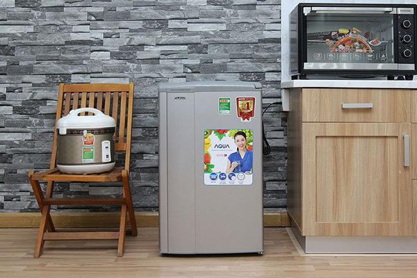 Tủ lạnh mini với nhiều tính năng nổi bật