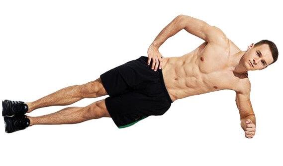 Plank giúp phát triển toàn diện hệ cơ, xương khớp