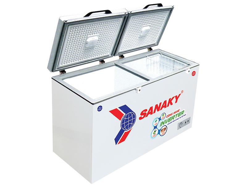 Tủ đông Sanaky 2 ngăn VH-3699W4KD (350L)