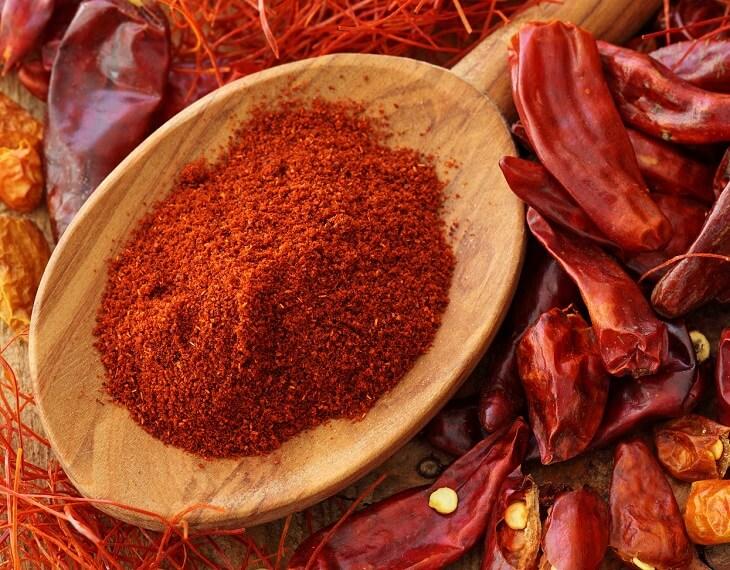Cách đuổi chuột bằng ớt bột