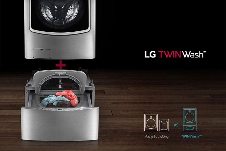 Máy giặt lồng đôi LG Twinwash