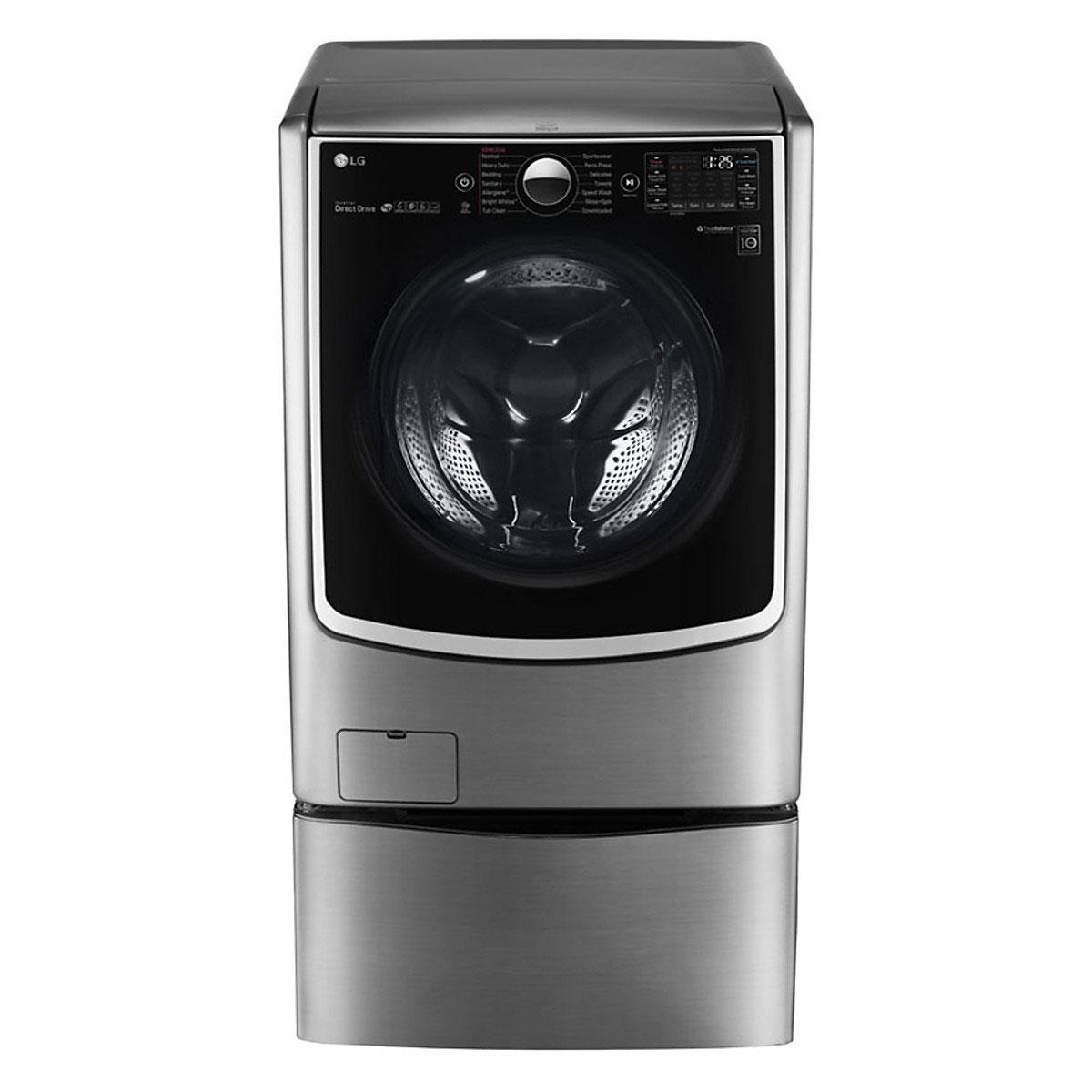 Máy giặt sấy lồng đôi TwinWash Inverter LG F2721HTTV & T2735NWLV (21kg)