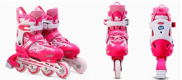 Giày trượt patin nữ Cougar 835L
