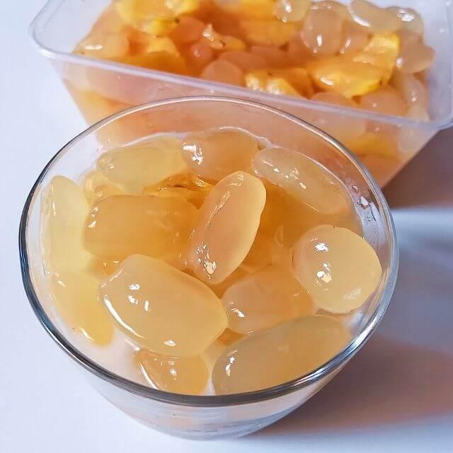 Hạt đác rim dứa - Món ăn không thể thiếu trong ngày hè