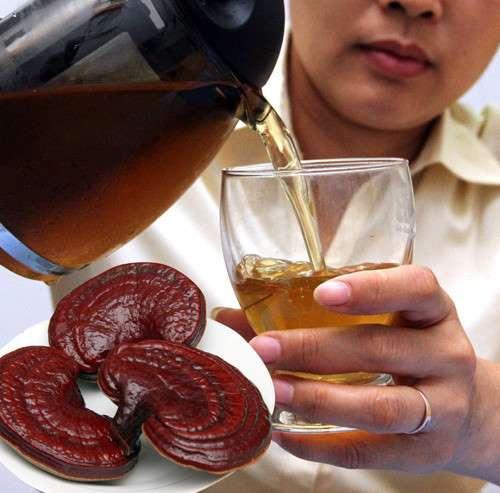 Uống nấm linh chi có tác dụng gì?