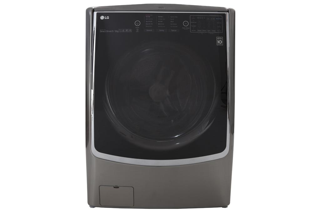 Máy giặt lồng ngang LG Twinwash inverter F2721HTTV