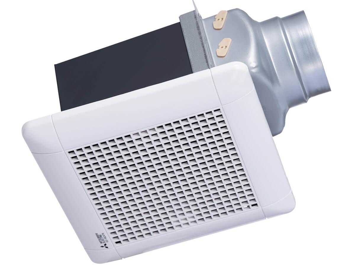Quạt hút âm trần nối ống Mitsubishi VD-10Z4T6