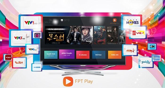Ứng dụng xem phim FPT Play