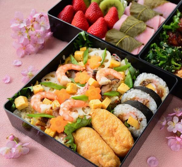 Hộp cơm Bento thơm ngon, lạ miệng