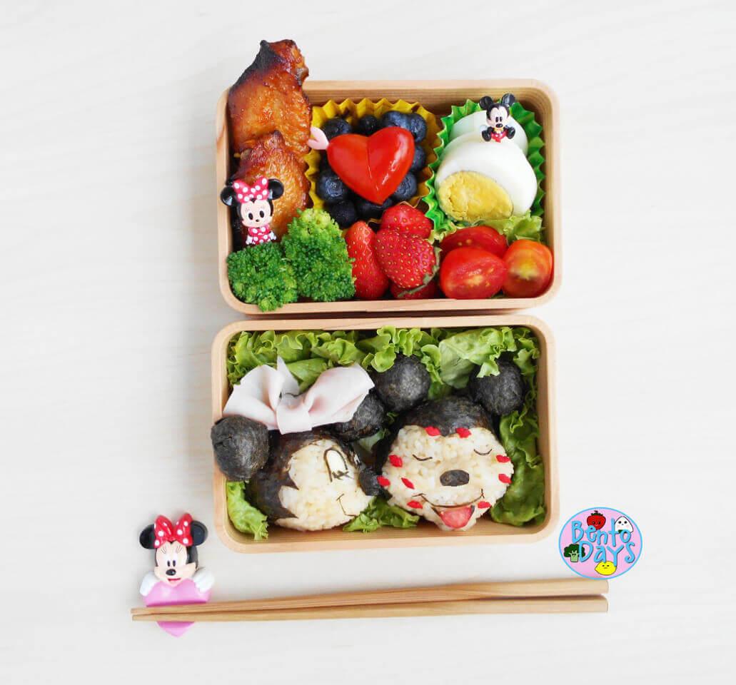 """Cơm hộp Bento cho Valentine ngọt ngào bên """"người ấy"""""""