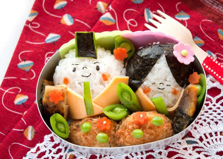 Cơm hộp Bento đáng yêu theo bé đến trường