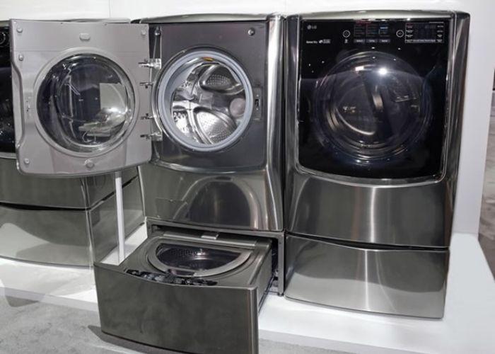 Nên mua máy giặt LG Twinwash ở những địa chỉ có uy tín