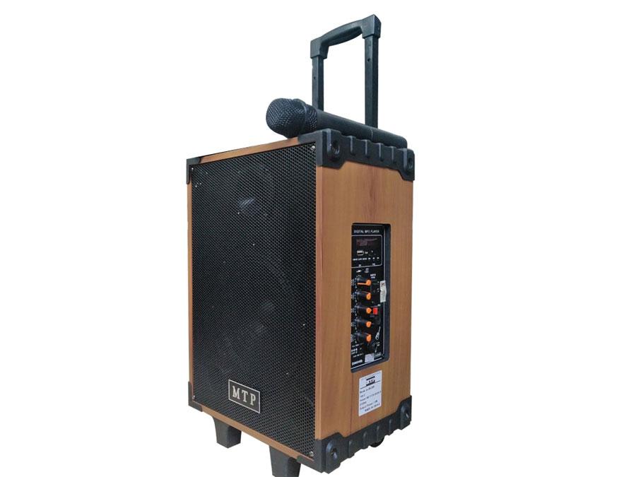 Loa kéo MTP M-08P (1 Mic)